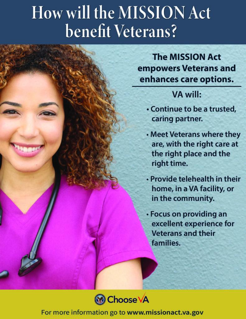 New VA Benefits - Waves Project